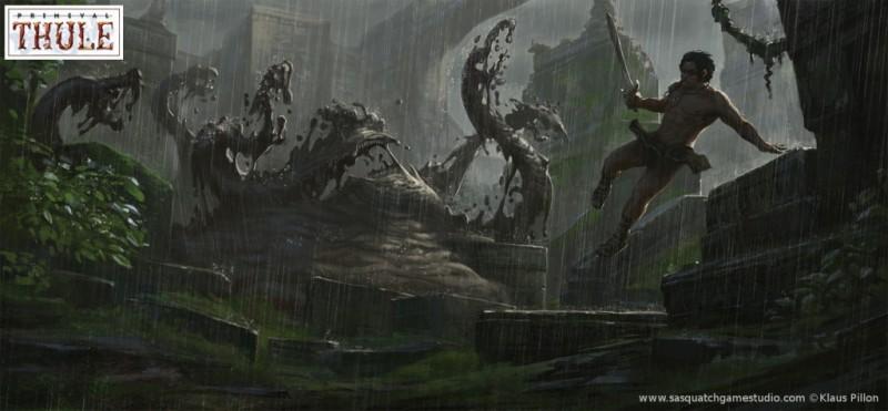 Primeval thule una nuova ambientazione per D&D 1