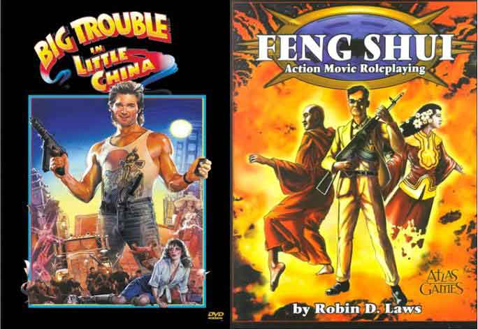 Big Trouble Feng Shui