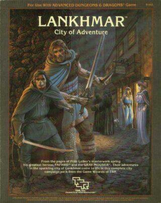 L'ultimo ladro di Lankhmar: Fritz Leiber (non solo Tolkien)