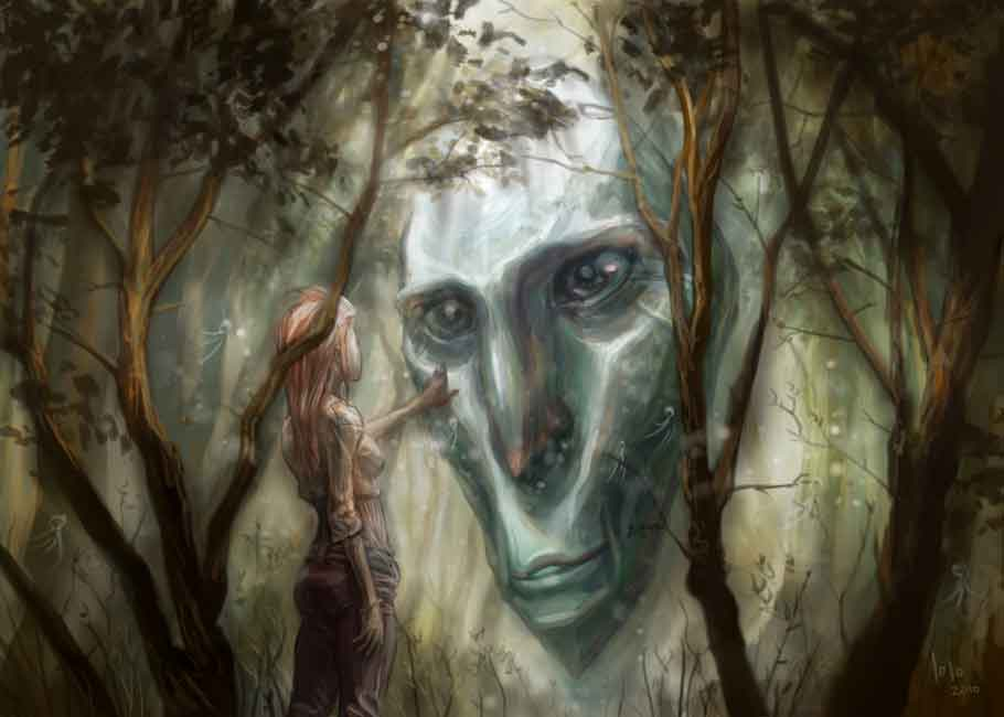 Forest_Deity_by_LolosArt