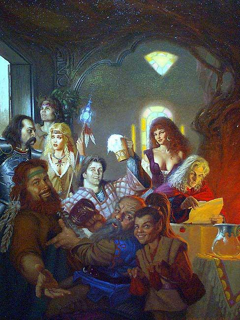 I Signori della Dragonlance: Weis e Hickman (non solo Tolkien) 6