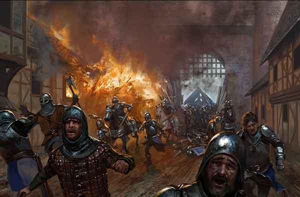 L'arte della guerra (le battaglie nei gdr fantasy) 1
