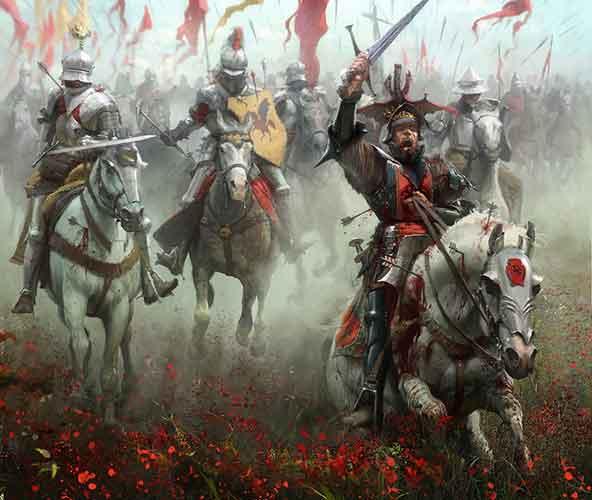 L'arte della guerra (le battaglie nei gdr fantasy) 5