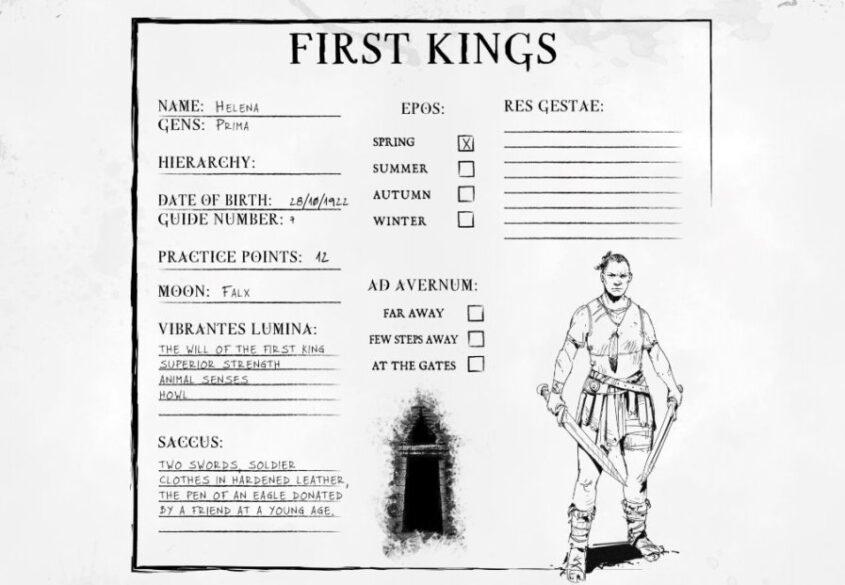I primi re e la nascita di un mondo 1